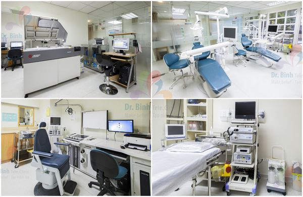 phòng khám đa khoa dr binh
