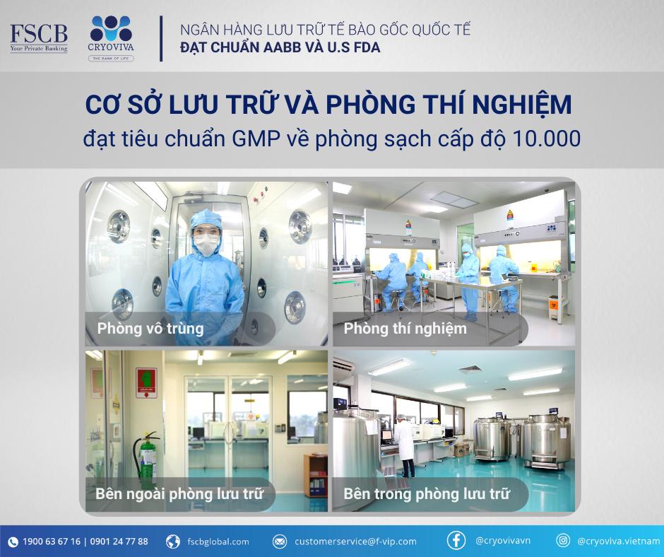 ngân hàng lưu trữ tế bào gốc
